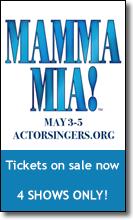 The Actorsingers presents Mamma Mia